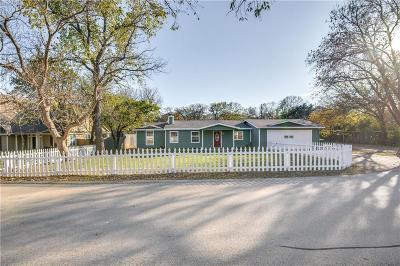 Flower Mound Single Family Home For Sale: 4441 Wanda Lane