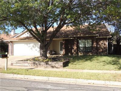 Arlington Single Family Home For Sale: 1505 Bandera Drive
