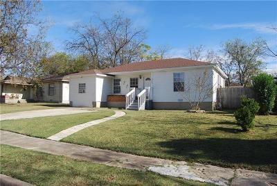 Dallas Single Family Home For Sale: 2208 N Farola Drive