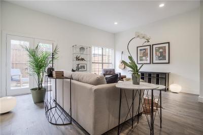 Dallas Condo For Sale: 2807 Throckmorton Street #105