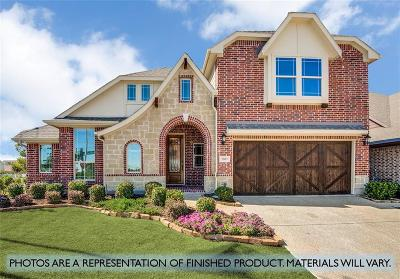 Single Family Home For Sale: 5201 Edgebrook Way