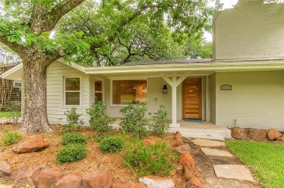 Fort Worth Single Family Home For Sale: 432 Eastwood Avenue
