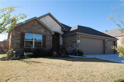 Weatherford Single Family Home For Sale: 2114 Louis Trail