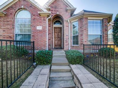 Rockwall Single Family Home For Sale: 707 Geary Drive