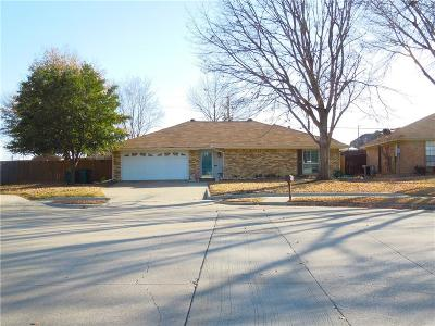 Lewisville Single Family Home For Sale: 1306 Brazos Boulevard