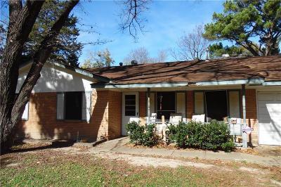 Dallas Single Family Home For Sale: 11731 Ravenview Road