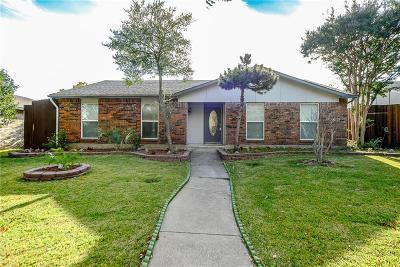 Dallas Single Family Home For Sale: 11722 Kilkirk Lane