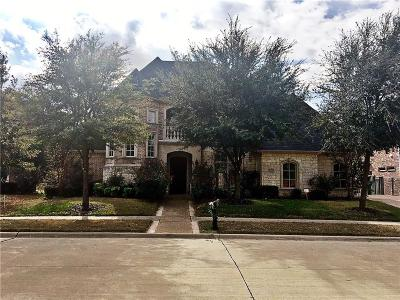 Cedar Hill Single Family Home For Sale: 810 Belclaire Circle