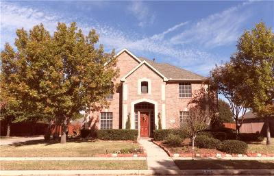 Corinth Single Family Home For Sale: 3309 Chalkstone Cove