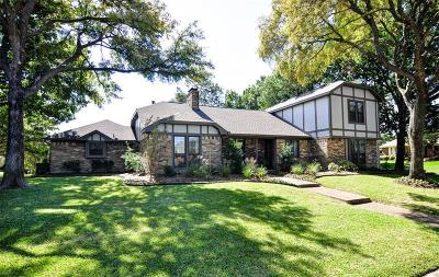 Plano Single Family Home For Sale: 2320 Cross Bend Road