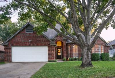 Grapevine Single Family Home Active Option Contract: 2113 N Aspenwood Drive