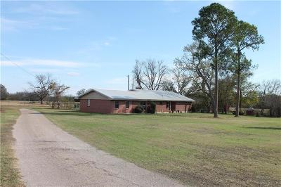 Somervell County Single Family Home For Sale: 2454 N Hwy 144