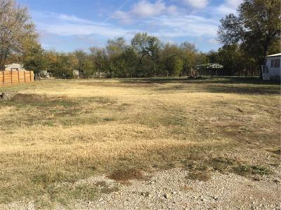 Graford Residential Lots & Land For Sale: 109 S Texas Street