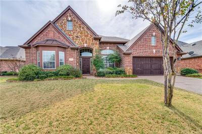Prosper Single Family Home For Sale: 921 Coral Ridge Court