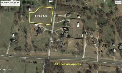 Residential Lots & Land For Sale: 00 Black Jack Rd W