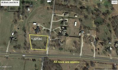 Residential Lots & Land For Sale: Xxx Black Jack Rd W