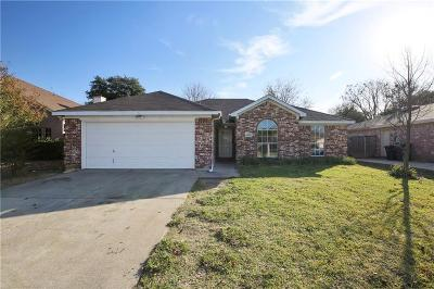 Single Family Home For Sale: 6408 Fern Meadow Drive
