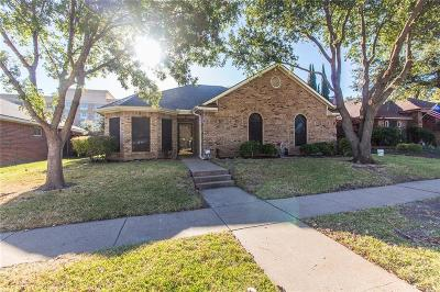 Garland Single Family Home Active Contingent: 5237 Wood Creek Lane