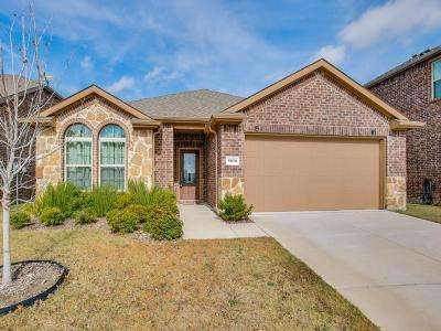Prosper Single Family Home For Sale: 5670 Coventry Drive