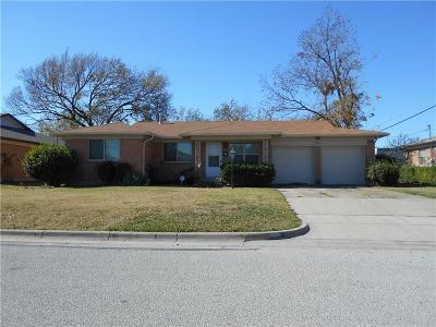 Haltom City Single Family Home For Sale: 4021 Field Street