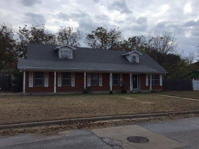 Mineral Wells Single Family Home For Sale: 2506 14th Street