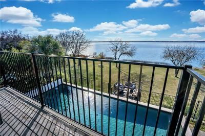 Rockwall Single Family Home For Sale: 1270 Coastal Drive