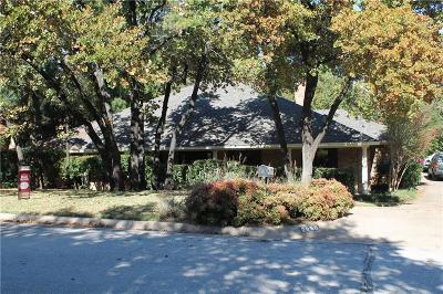 Grapevine Single Family Home For Sale: 2950 Crestline Drive