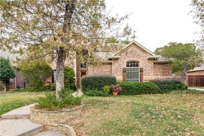 Hurst Single Family Home For Sale: 3413 Texas Trail