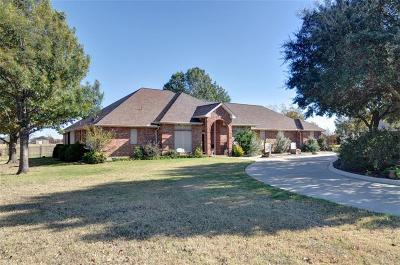 Crowley Single Family Home For Sale: 1213 W Cleburne Road