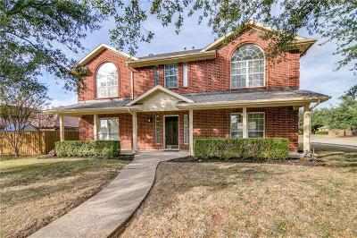 Wylie Single Family Home For Sale: 1059 E Oak Street