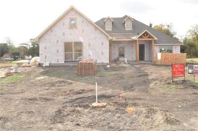 Ennis Single Family Home For Sale: 801 Royse Ridge Road