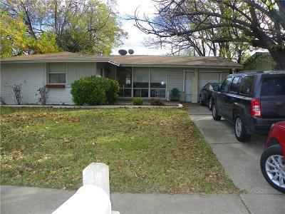 Arlington Single Family Home For Sale: 2120 Greenway Street