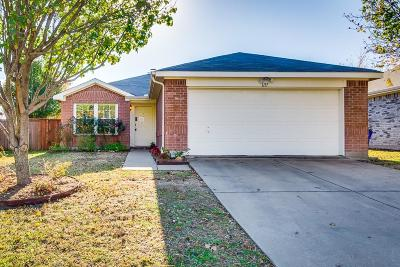 Forney Single Family Home For Sale: 1117 Cumberland Drive
