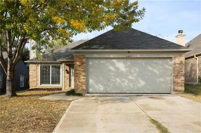 Single Family Home For Sale: 4641 Feathercrest Drive