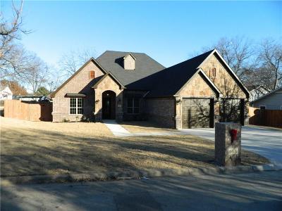 River Oaks Single Family Home For Sale: 1416 Harvard Street