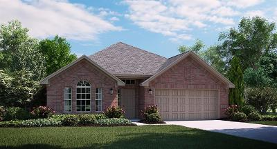 Single Family Home For Sale: 15913 Holly Creek