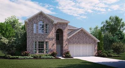 Prosper Single Family Home For Sale: 16001 Holly Creek