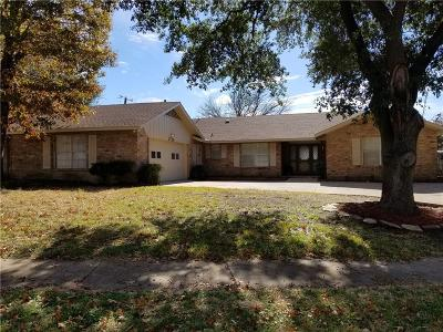 Garland Single Family Home For Sale: 2726 Shelby Court