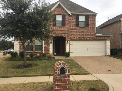 Mckinney Single Family Home For Sale: 1612 Sunrise Drive