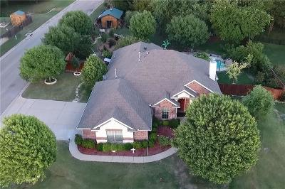 Weatherford Single Family Home For Sale: 322 Mitchell Boulevard