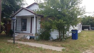 Celina Single Family Home For Sale: 410 S Texas Street