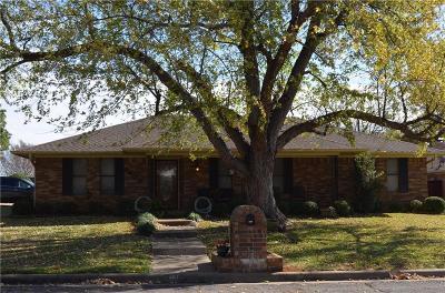 Single Family Home For Sale: 2600 Arapaho Circle