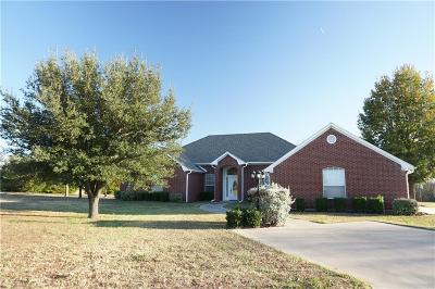 Single Family Home For Sale: 3292 E Hwy 82