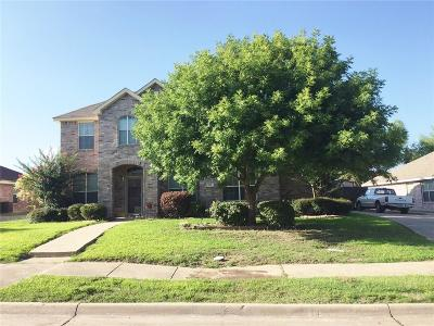 Terrell Single Family Home For Sale: 111 Redwood