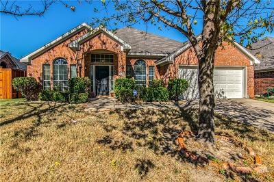 Wylie Single Family Home For Sale: 3410 Francis Drive