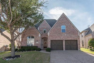 Mckinney Single Family Home For Sale: 7817 Roland Drive