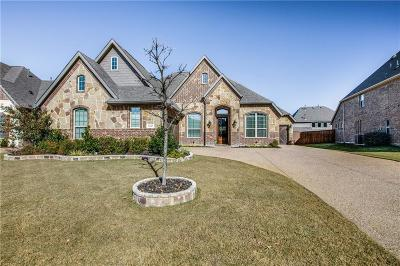Southlake, Westlake, Trophy Club Single Family Home Active Contingent: 2837 Annandale Drive