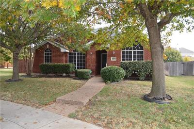 Frisco Single Family Home For Sale: 1809 Modena Drive