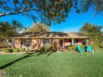 Dallas, Fort Worth Single Family Home For Sale: 7319 Rutgers Drive