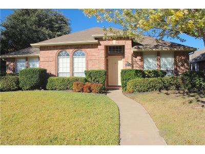 Frisco Residential Lease For Lease: 12414 Biloxi Drive
